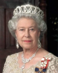 Her Majesty, The Queen, Queen Elizabeth II