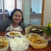 Happy birthday, dear Raichelle!
